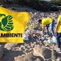 Rifiuti in spiaggia, Legambiente Puglia: «Volontari ne hanno censiti 475 ogni 100 metri»