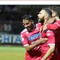 Troppo Bari per il Bisceglie, biancorossi padroni del derby. Al Ventura finisce 0-3