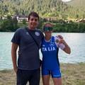 Canoa, debutto in azzurro con 4 ori per Alessandra Centrone