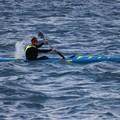 Atlantic Ocean Race SurfSki, il racconto del canottiere del Barion, Zavarella