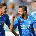 Empoli-Bari 3-2: la rimonta resta a metà. Caputo punisce i biancorossi