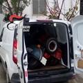 Bari Carrassi, restituiti ai proprietari due ciclomotori rubati