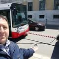 Bus AMTAB in panne sul lungomare, Caradonna: «Presenterò un'interrogazione»