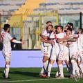 Il Bari torna al successo, Antenucci e Montalto stendono la Casertana: 0-2