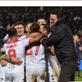 Una ripresa da grande squadra, per il Bari secondo posto e iniezione di fiducia