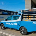In Fiera del Levante arriva Fullback, il nuovo mezzo altamente tecnologico della Polizia Scientifica