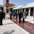 Bari celebra il 25 aprile. La cerimonia solenne al Sacrario militare
