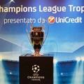Champions League Trophy Tour, domani e domenica la Coppa dalle grandi orecchie a Bari
