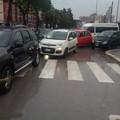 Piove su Bari, Carrieri: «Allagamenti e code alla rotatoria di San Marcello. Lavori approssimativi»