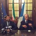 A Bari la giunta del CONI, Malagò: «Tagli al calcio inferiori alle previsioni»