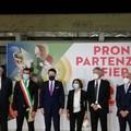 Conte a Bari per inaugurare la Fiera: «Fiscalità di vantaggio per il Sud durerà almeno 10 anni»
