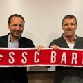 SSC Bari, Carrera si presenta: «Voglio creare il gruppo». De Laurentiis: «Penso solo alla promozione»