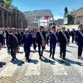 Festa della Repubblica, Decaro sfila a Roma alla testa degli 8mila sindaci d'Italia