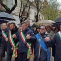 Decaro a Foggia per la Giornata della Memoria per le vittime delle mafie