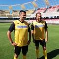 """SSC Bari, al San Nicola va in scena la """"Sponsor cup"""". Anche De Laurentiis e Decaro in campo"""