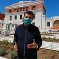 Ultimi lavori in piazza Disfida di Barletta, Decaro: «Inaugurazione ad agosto»
