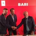 SSC Bari, gli auguri dei De Laurentiis: «Buon 2019. È solo l'inizio»