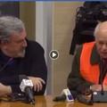 In diretta l'incontro tra il presidente Emiliano e i gilet arancioni
