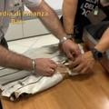 Arrivano a Bari da Atene con tre chili di eroina. Coppia napoletana scoperta dal cane Drigon