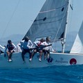 "Circolo Vela Bari,  ""Euz II "" di Francesco Lanera campione d'Italia Platu25"