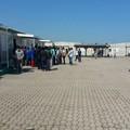 """Immigrazione, il  """"resoconto drammatico """" dall'ex CARA di Bari"""