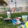Al Parco Gargasole un murales all'ingresso per dare visibilità all'accesso