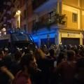 Manifestazione al Libertà finisce in rissa, due feriti gravi