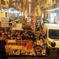 Bari antifascista, presidio in piazza Prefettura per dire no alla violenza