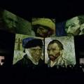 La magia di Van Gogh illumina il nuovo teatro Margherita