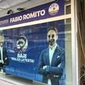 Bari, vandalizzato il comitato di Romito