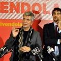 """Vendola a Bari:  """"Quando torna la nostalgia degli anni peggiori serve tornare in campo """""""