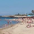 Prime giornate calde e a Bari è già estate