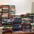 Al Fermi di Bari libri gratIs per chi se li porta via