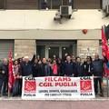 Pulizia nelle scuole, sit-in davanti all'Ufficio ScolasticoRegionale di Bari
