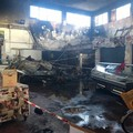 Incendio al mercato del San Paolo, Galasso: «Poche settimane per i lavori»