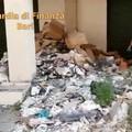 Discarica abusiva sequestrata, tra i rifiuti migliaia di cartelle cliniche