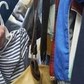 Giovane romena ruba capi d'abbigliamento, arrestata