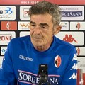 Verso Bari-Foggia, la carica di Auteri: «Siamo prontissimi. Non giocheremo per gestire il pari»