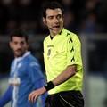 Davide Ghersini arbitra Carpi-Bari