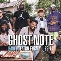 Ghost-Note live al Teatro Forma di Bari il 25 novembre
