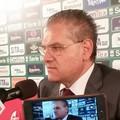 Giancaspro: «Non volevo allontanare la squadra da voi tifosi»