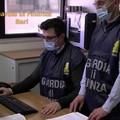 Bari, diffusione illegale di giornali online: nove denunce