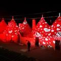 """""""Lights in Love"""" i trulli di Alberobello si colorano per san Valentino"""