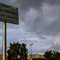 Un arcobaleno accoglie la targa per Palmina Martinelli ad Adelfia