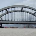 Bari-Napoli, installato ad Acerra il primo ponte per l'Alta Velocità
