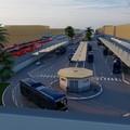Bari, ecco come sarà il nuovo Terminal Bus in via Capruzzi