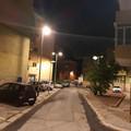 Bari, arriva la nuova illuminazione al Villaggio Trieste. Decaro: «Ora strade e giardini»