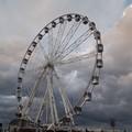 Bari, una ruota panoramica di 17 metri per l'estate di Santo Spirito