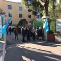 Casa di Riposo di via Napoli, protesta dei lavoratori: «Da mesi abbiamo metà stipendio»