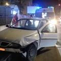 Bari, incidente in via Giulio Petroni. Tre auto coinvolte